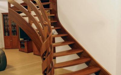 Stufen mit Stil